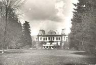 Kaštiel v Betliari v 40tych rokoch 20. storocia, archív J. Barcziho